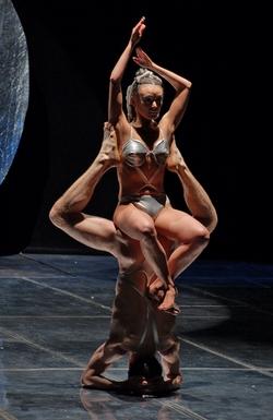 Эротические спектакли в петербурге