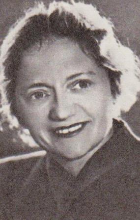 Валентина Сперантова актер