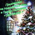 Елка в музыкальном театре п/р Владимира Назарова