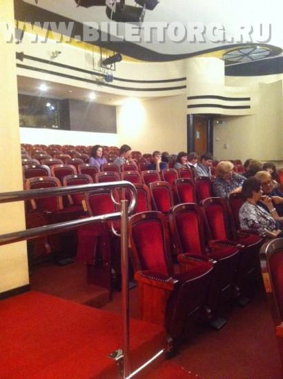 Театр шалом схема зала фото 381