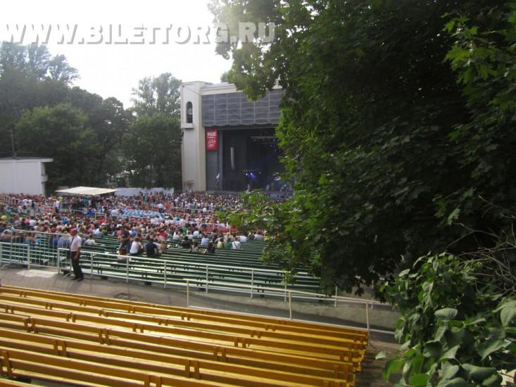 этот день зеленый театр в парке горького фото зала алиса