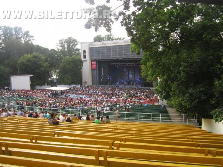 зеленый театр в парке горького фото зала телевизору зеленского