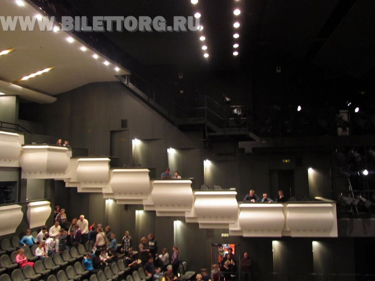 Театр фоменко новая сцена малый зал схема
