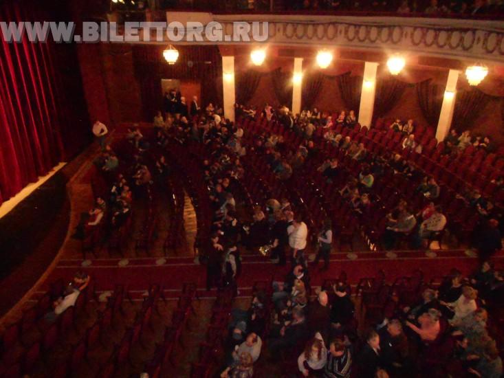 театра эстрады зал фото