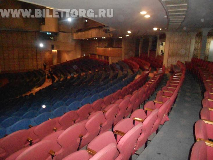 Театр сац фото зала