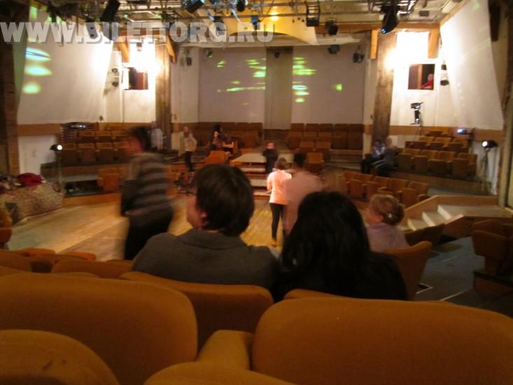 Схема зала театр сфера фото 940
