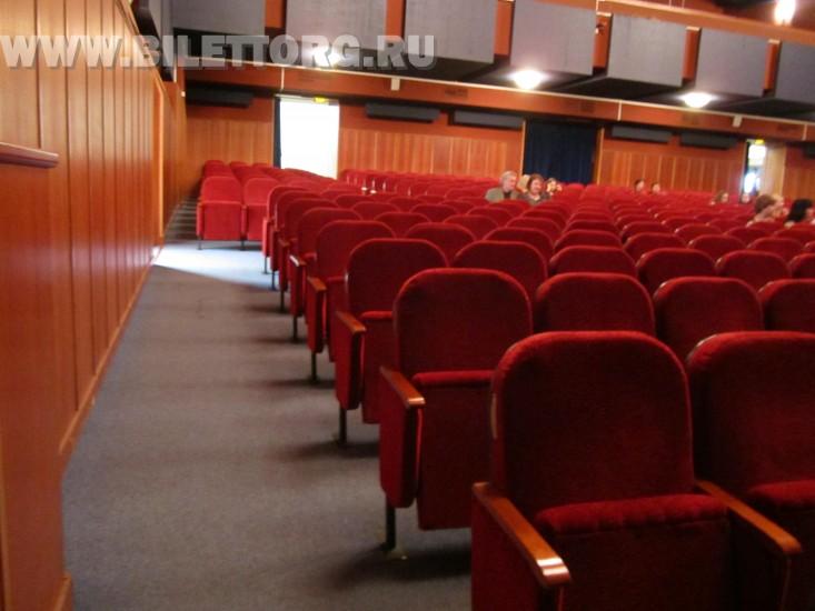 Схема зала театра киноактера фото
