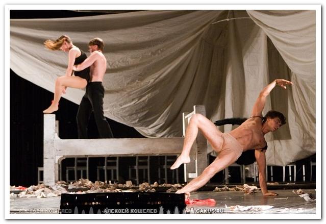 Секс в театре фото