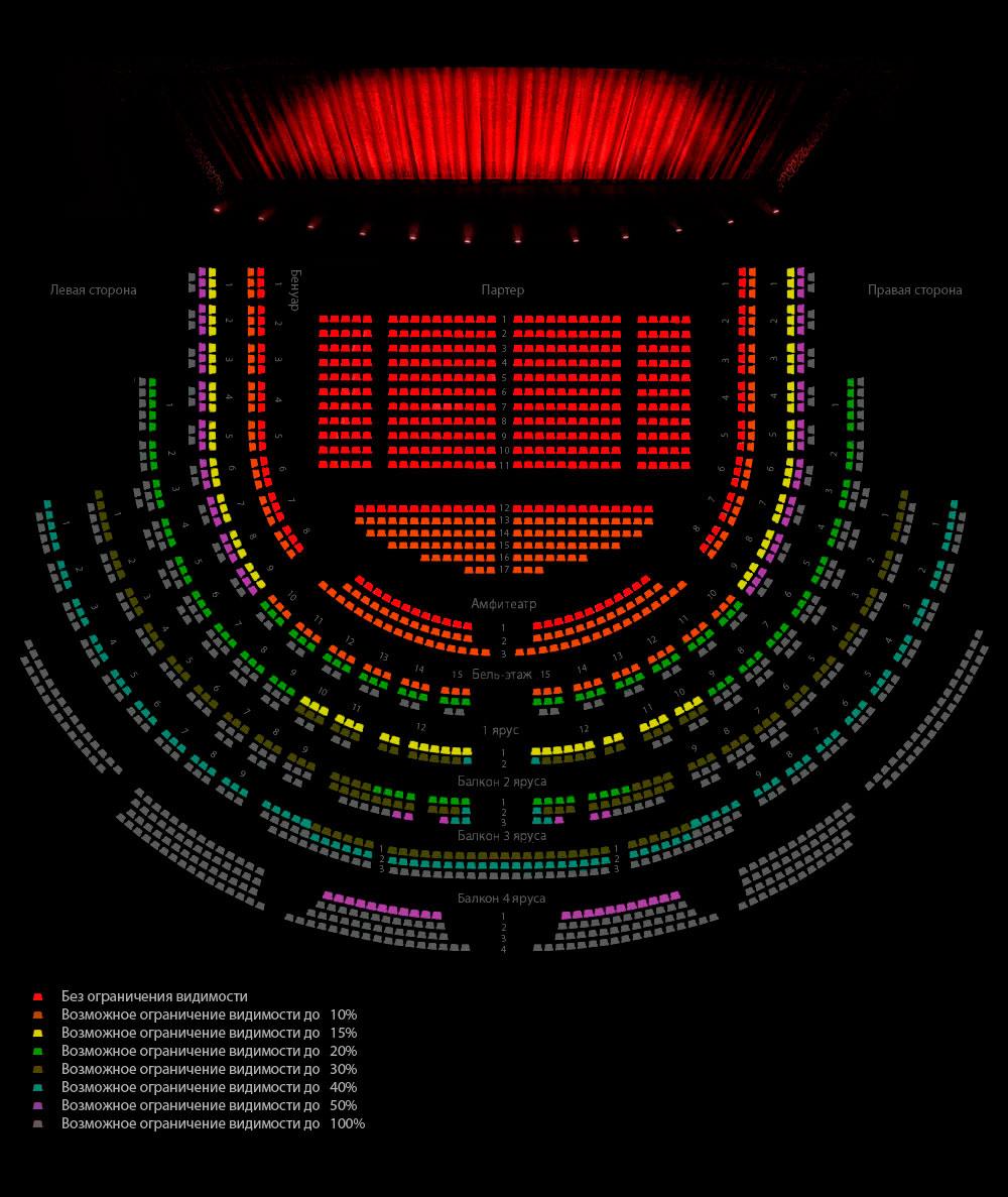Схема зрительного зала театра ленком фото 434